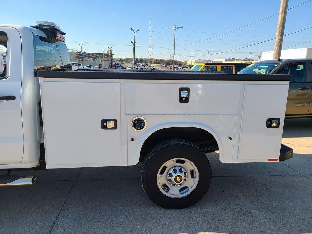 2019 Chevrolet Silverado 2500 Double Cab 4x2, Knapheide Steel Service Body #ZT7390 - photo 4