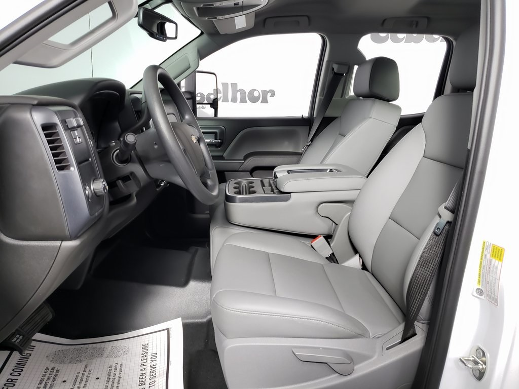 2019 Chevrolet Silverado 2500 Double Cab 4x2, Knapheide Steel Service Body #ZT7396 - photo 10