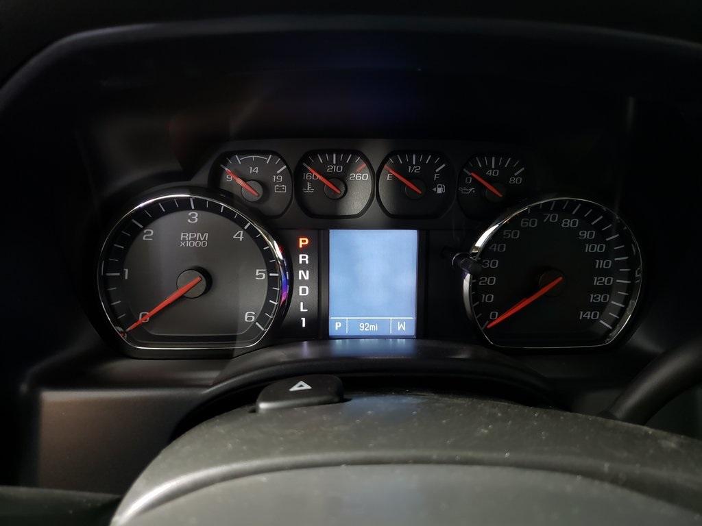 2019 Chevrolet Silverado 2500 Double Cab 4x2, Knapheide Steel Service Body #ZT7418 - photo 16
