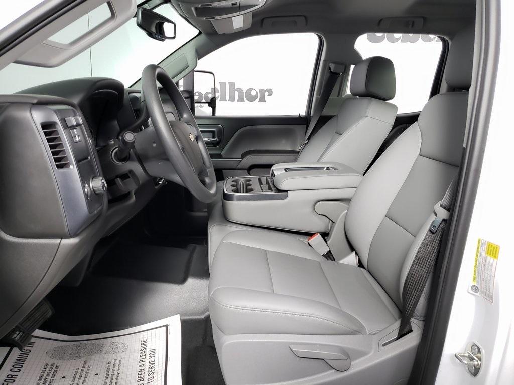 2019 Chevrolet Silverado 2500 Double Cab 4x2, Knapheide Steel Service Body #ZT7428 - photo 10