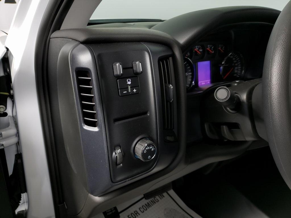 2019 Chevrolet Silverado 2500 Double Cab 4x2, Knapheide Steel Service Body #ZT7428 - photo 11
