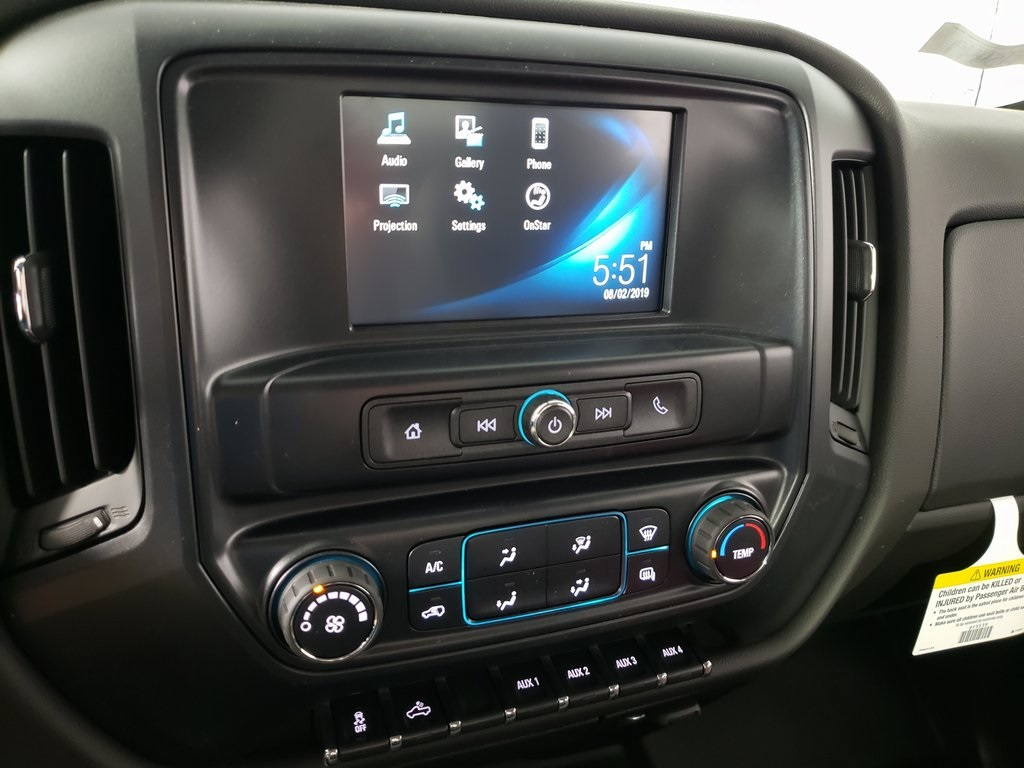 2019 Chevrolet Silverado 2500 Double Cab 4x2, Knapheide Steel Service Body #ZT7428 - photo 14