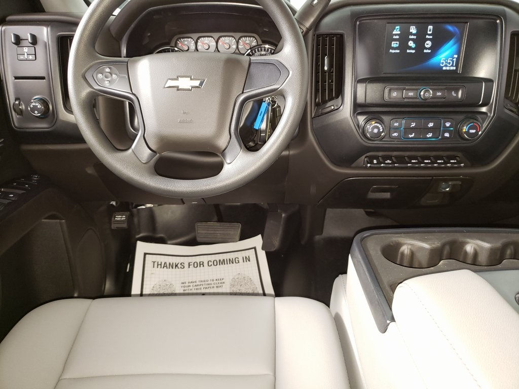 2019 Chevrolet Silverado 2500 Double Cab 4x2, Knapheide Steel Service Body #ZT7443 - photo 12