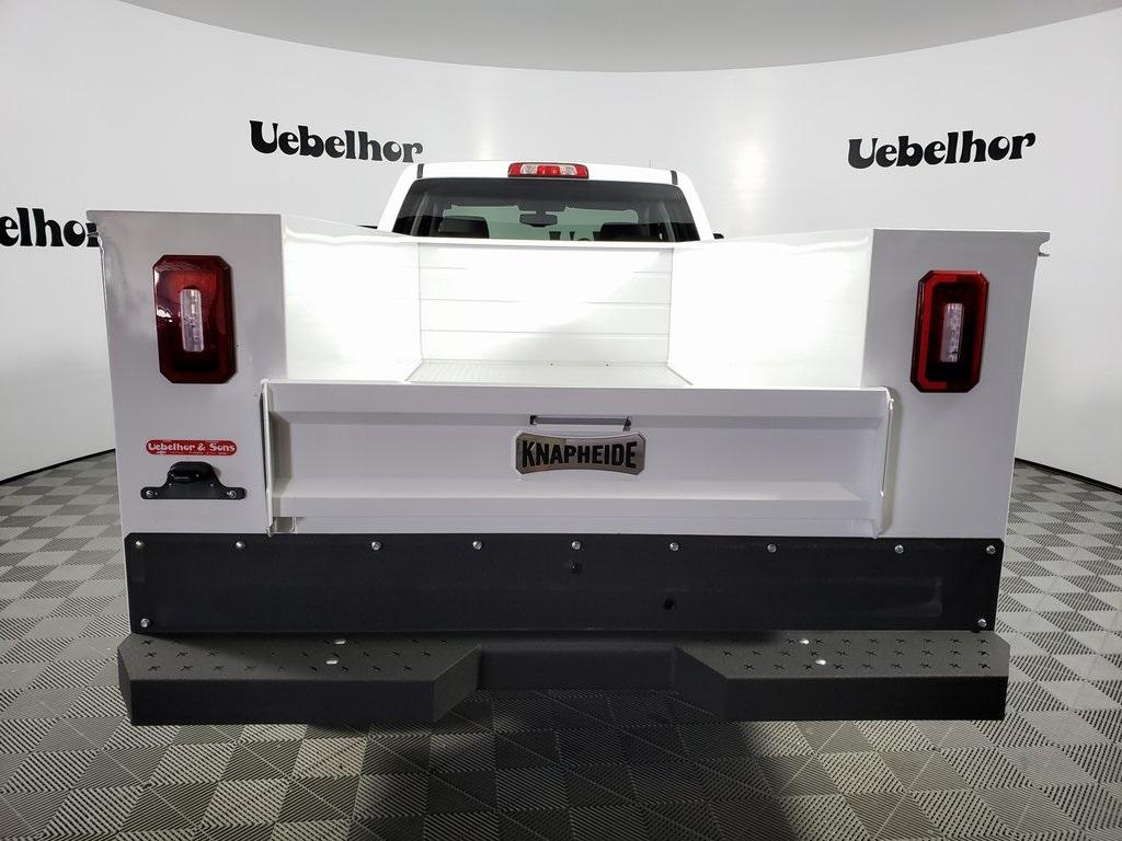 2019 Chevrolet Silverado 2500 Double Cab 4x2, Knapheide Steel Service Body #ZT7583 - photo 2