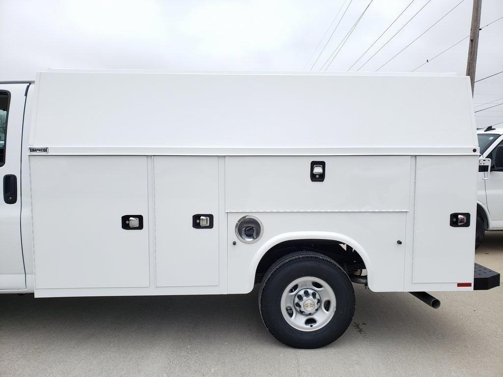 2020 Chevrolet Express 3500 4x2, Knapheide KUV Service Utility Van #ZT7674 - photo 5