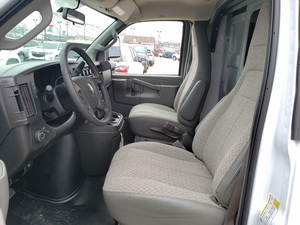 2020 Chevrolet Express 3500 4x2, Knapheide KUV Service Utility Van #ZT7674 - photo 8