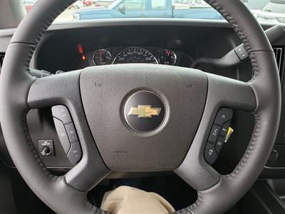 2020 Chevrolet Express 3500 4x2, Knapheide KUV Service Utility Van #ZT7674 - photo 9