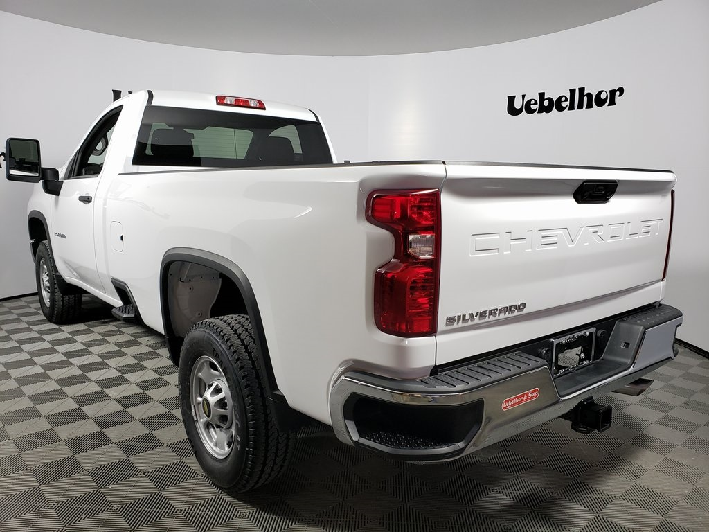 2020 Chevrolet Silverado 2500 Regular Cab 4x2, Pickup #ZT7700 - photo 2