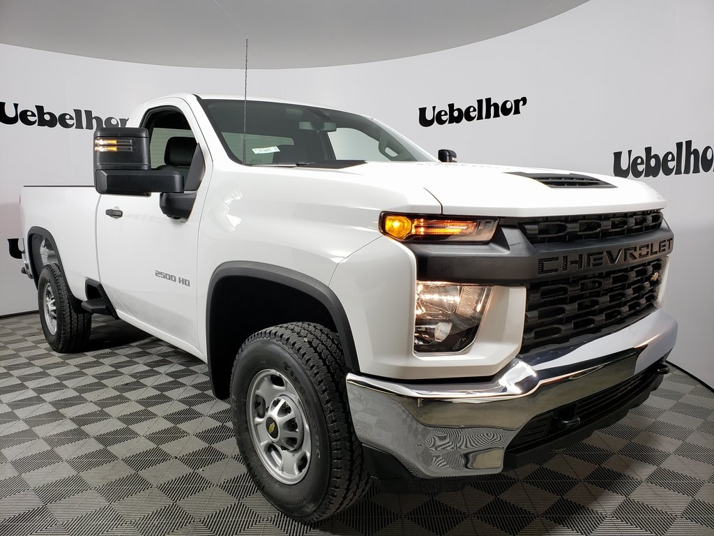 2020 Chevrolet Silverado 2500 Regular Cab 4x2, Pickup #ZT7710 - photo 3