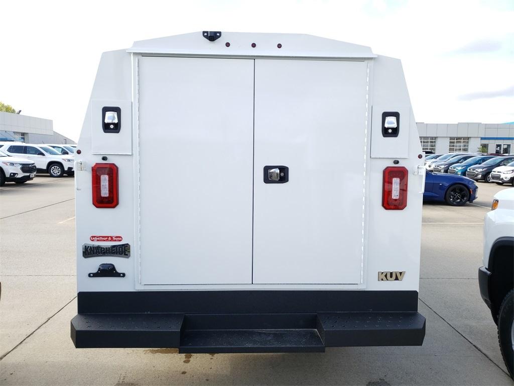 2020 Chevrolet Express 3500 4x2, Knapheide Service Utility Van #ZT7793 - photo 1