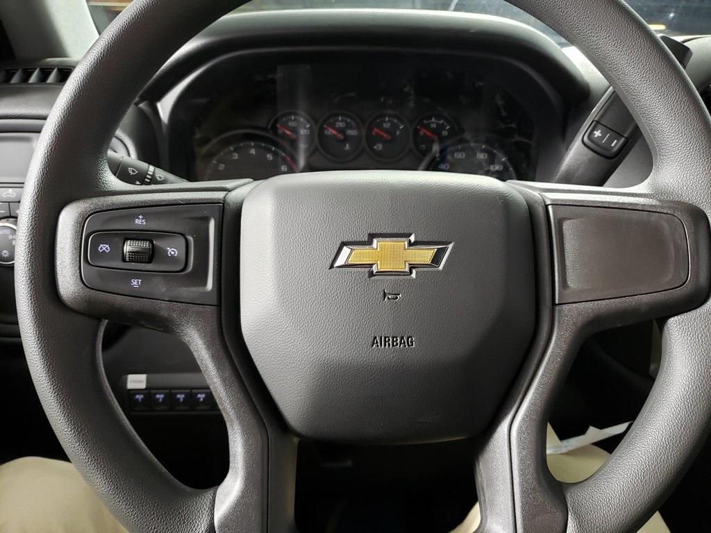 2020 Chevrolet Silverado 2500 Regular Cab 4x2, Knapheide Steel Service Body #ZT7836 - photo 9