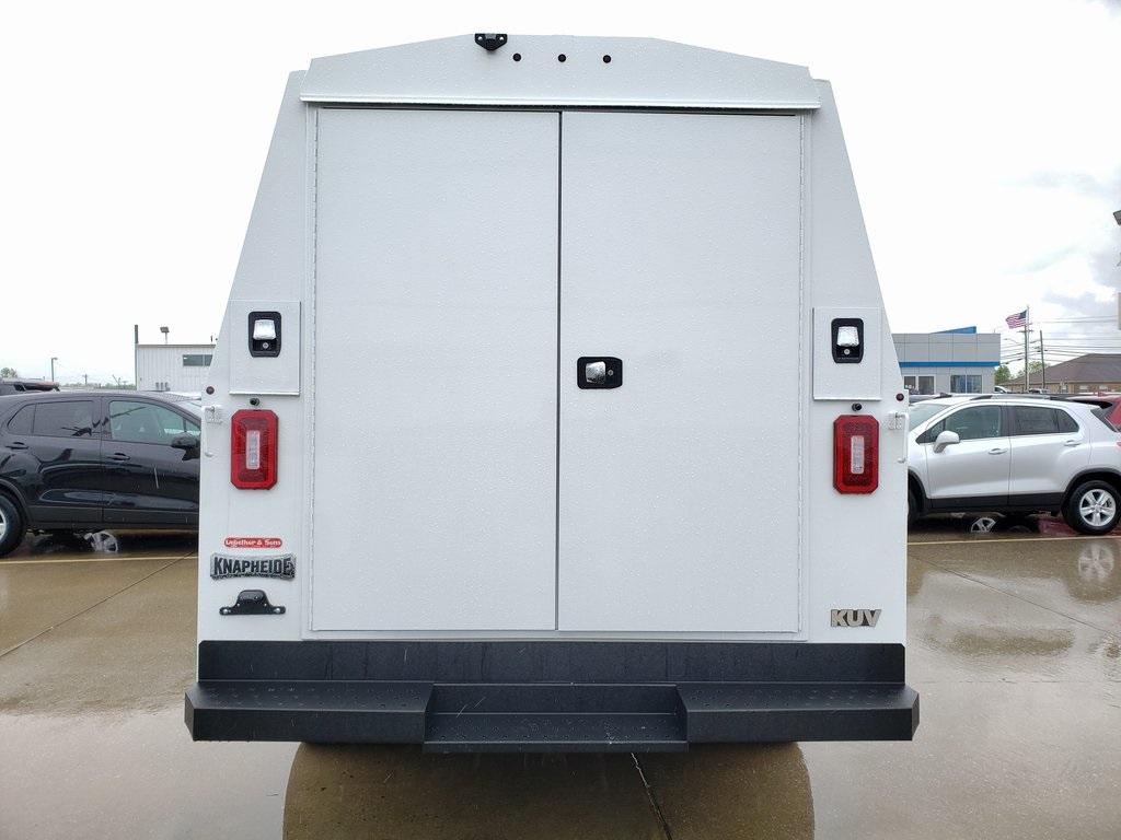2020 Chevrolet Express 3500 4x2, Knapheide Service Utility Van #ZT7837 - photo 1