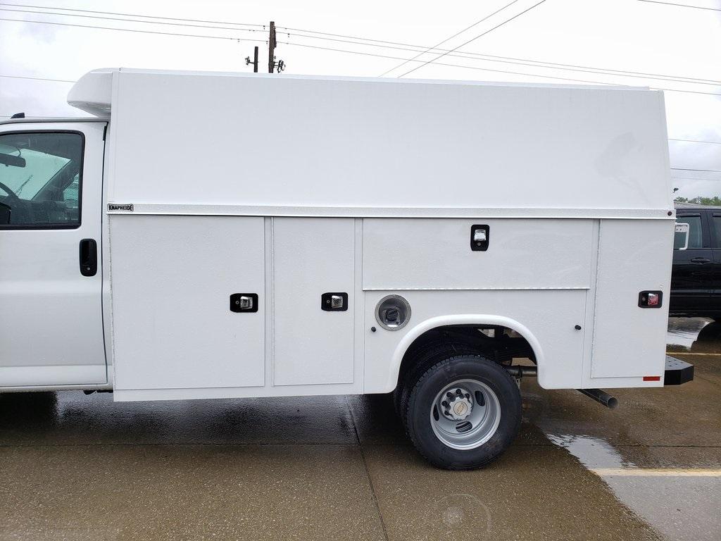 2020 Chevrolet Express 3500 4x2, Knapheide KUV Service Utility Van #ZT7846 - photo 4