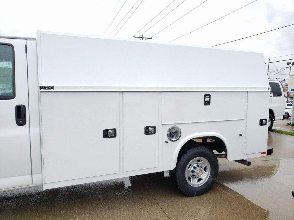 2020 Chevrolet Express 3500 4x2, Knapheide KUV Service Utility Van #ZT7927 - photo 5
