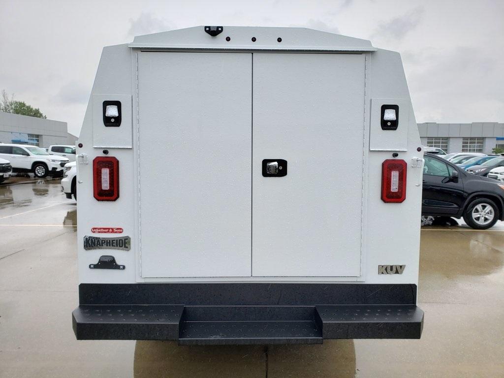 2020 Chevrolet Express 3500 4x2, Knapheide Service Utility Van #ZT7927 - photo 1