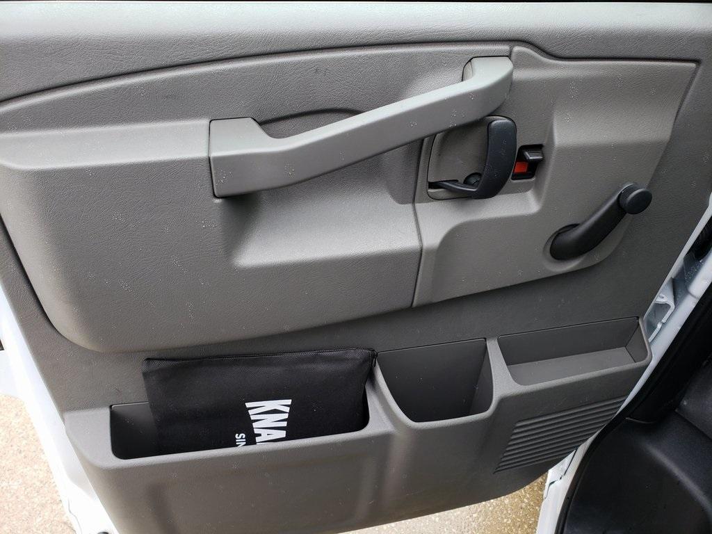 2020 Chevrolet Express 3500 4x2, Knapheide KUV Service Utility Van #ZT7927 - photo 8