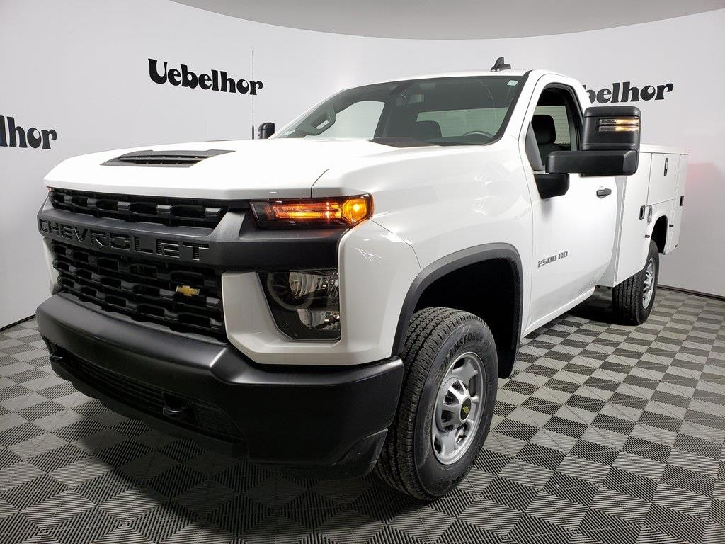 2020 Chevrolet Silverado 2500 Regular Cab 4x2, Knapheide Steel Service Body #ZT7939 - photo 1