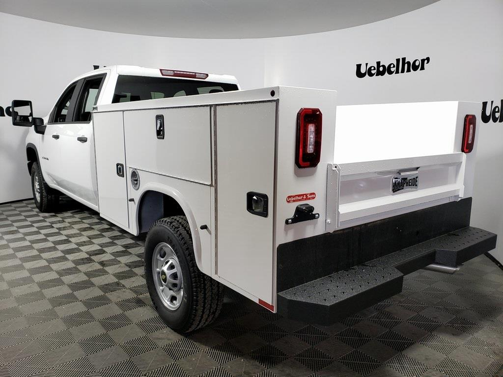 2020 Chevrolet Silverado 2500 Crew Cab 4x2, Knapheide Steel Service Body #ZT7982 - photo 2
