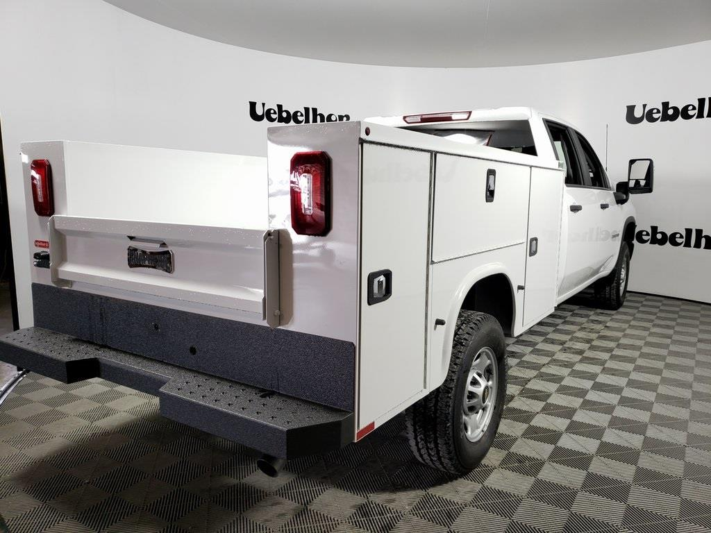 2020 Chevrolet Silverado 2500 Crew Cab 4x4, Knapheide Steel Service Body #ZT7988 - photo 5