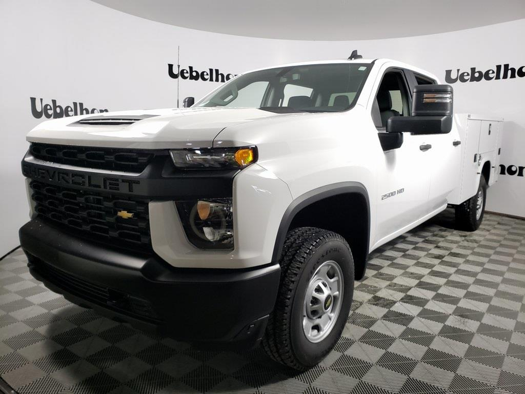 2020 Chevrolet Silverado 2500 Crew Cab 4x4, Knapheide Steel Service Body #ZT7991 - photo 1