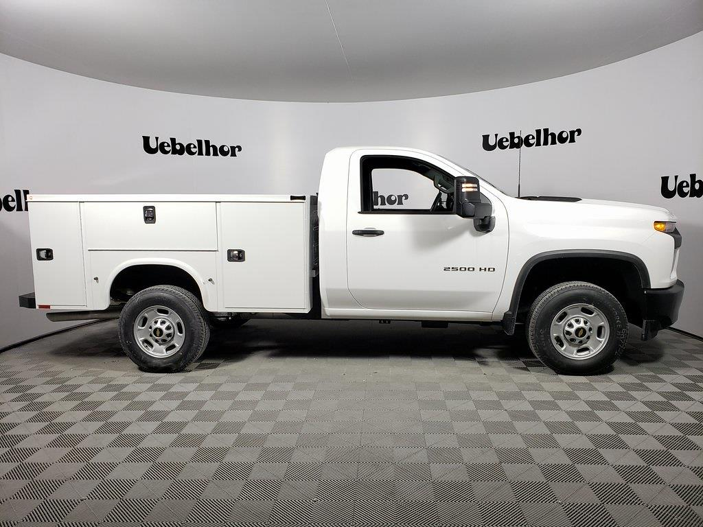 2020 Chevrolet Silverado 2500 Regular Cab 4x2, Knapheide Steel Service Body #ZT7993 - photo 3