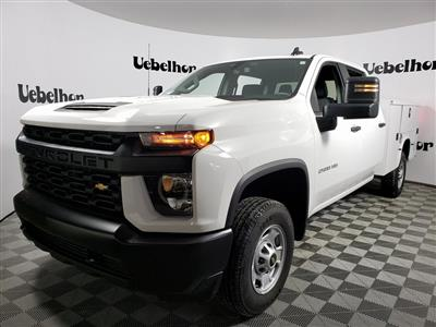2020 Chevrolet Silverado 2500 Crew Cab 4x2, Knapheide Steel Service Body #ZT8014 - photo 1