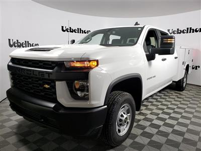 2020 Chevrolet Silverado 2500 Crew Cab 4x2, Knapheide Steel Service Body #ZT8035 - photo 1