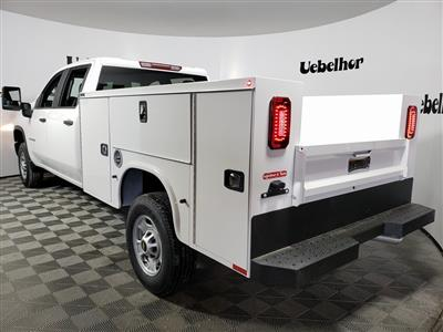 2020 Chevrolet Silverado 2500 Crew Cab 4x2, Knapheide Steel Service Body #ZT8035 - photo 2