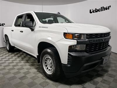 2020 Chevrolet Silverado 1500 Crew Cab 4x2, Pickup #ZT8050 - photo 3
