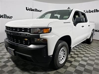 2020 Chevrolet Silverado 1500 Crew Cab 4x2, Pickup #ZT8050 - photo 1