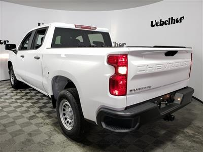 2020 Chevrolet Silverado 1500 Crew Cab 4x2, Pickup #ZT8050 - photo 2