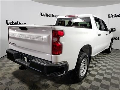 2020 Chevrolet Silverado 1500 Crew Cab 4x2, Pickup #ZT8050 - photo 4