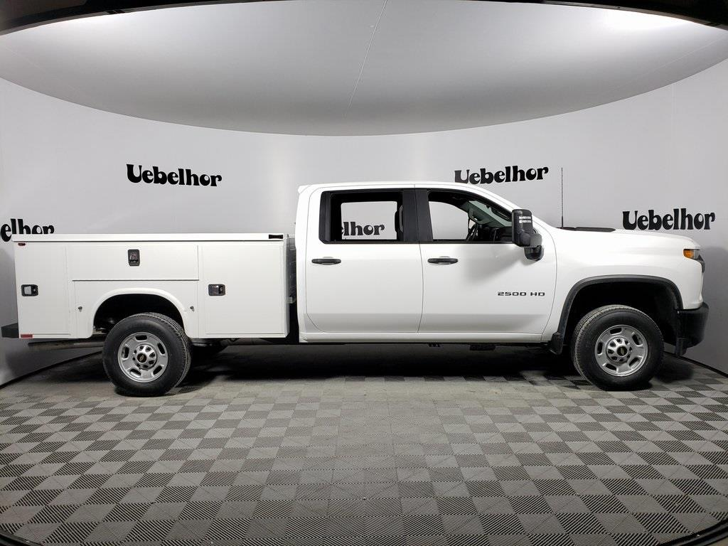 2020 Chevrolet Silverado 2500 Crew Cab 4x2, Knapheide Steel Service Body #ZT8213 - photo 3
