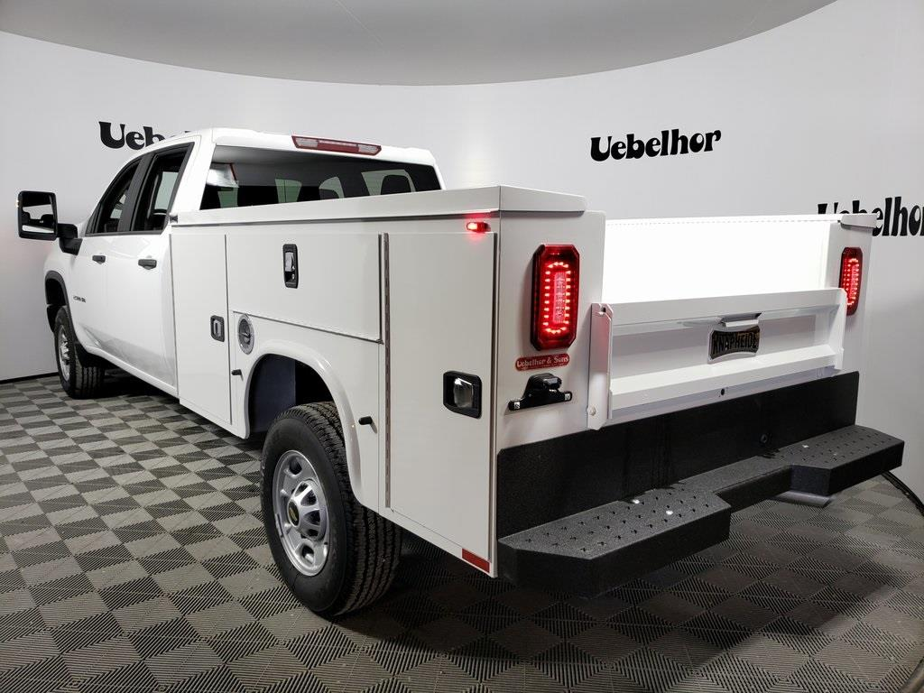 2020 Chevrolet Silverado 2500 Crew Cab 4x2, Knapheide Steel Service Body #ZT8213 - photo 2
