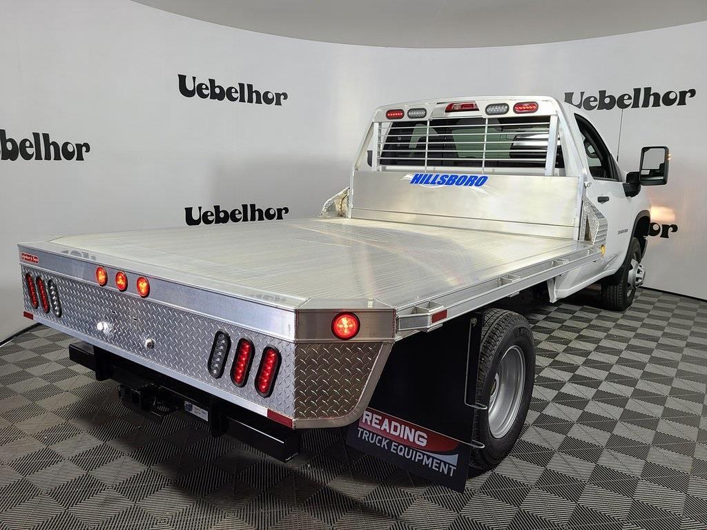 2020 Chevrolet Silverado 3500 Regular Cab DRW 4x2, Hillsboro Platform Body #ZT8227 - photo 1