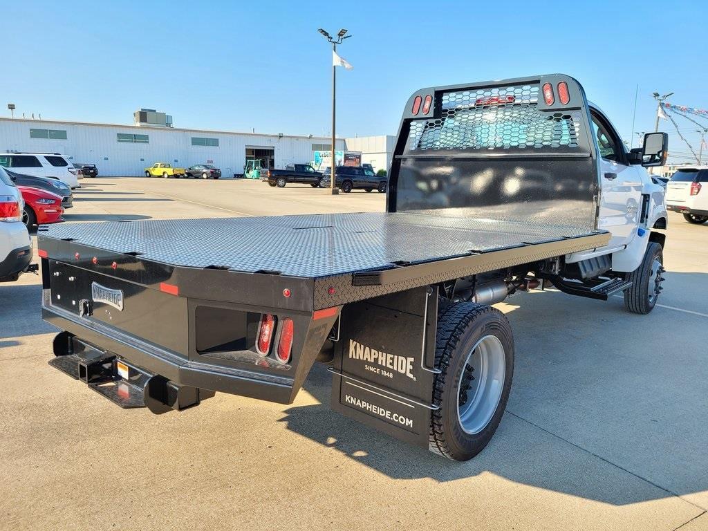 2020 Chevrolet Silverado 4500 Regular Cab DRW 4x4, Knapheide PGNB Gooseneck Platform Body #ZT8241 - photo 2