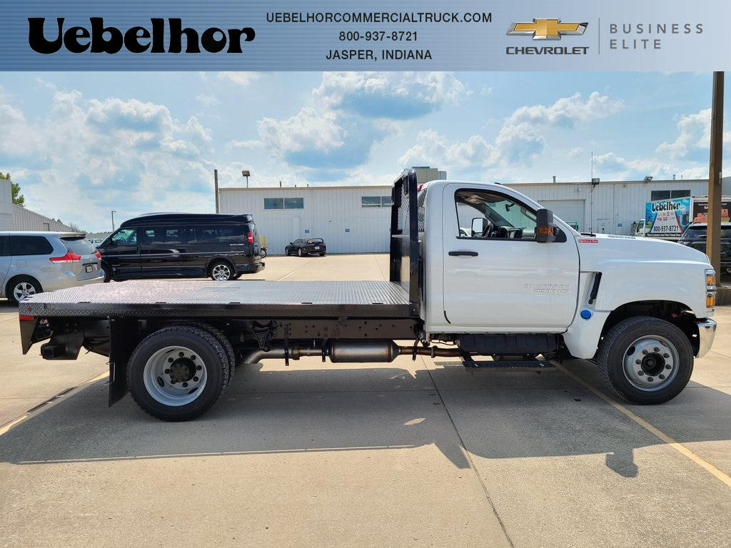 2020 Chevrolet Silverado 4500 Regular Cab DRW 4x2, Knapheide PGNB Gooseneck Platform Body #ZT8265 - photo 1