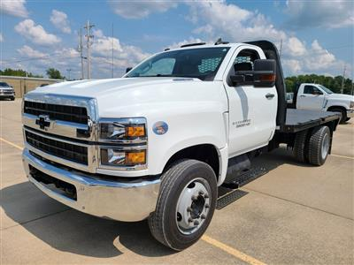 2020 Chevrolet Silverado 4500 Regular Cab DRW 4x2, Knapheide PGNB Gooseneck Platform Body #ZT8265 - photo 3