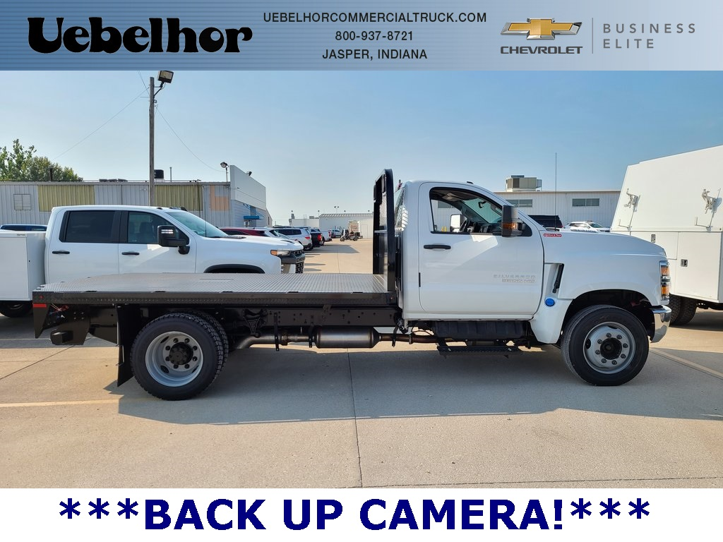 2020 Chevrolet Silverado 4500 Regular Cab DRW 4x2, Knapheide PGNB Gooseneck Platform Body #ZT8269 - photo 1