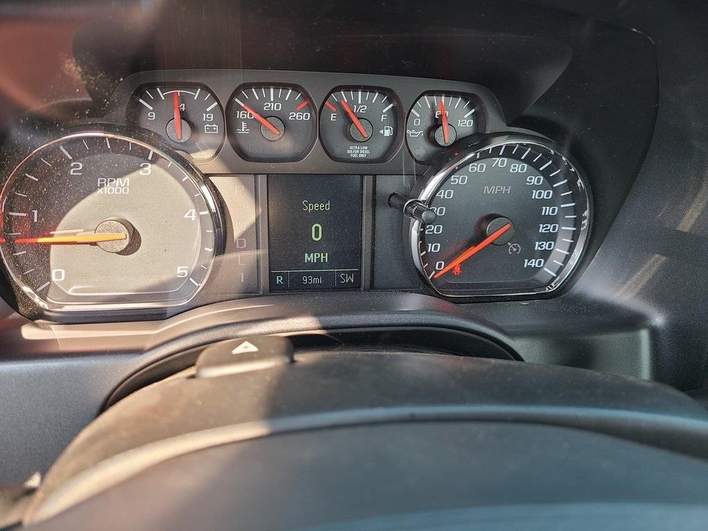2020 Chevrolet Silverado 4500 Regular Cab DRW 4x2, Knapheide PGNB Gooseneck Platform Body #ZT8269 - photo 12