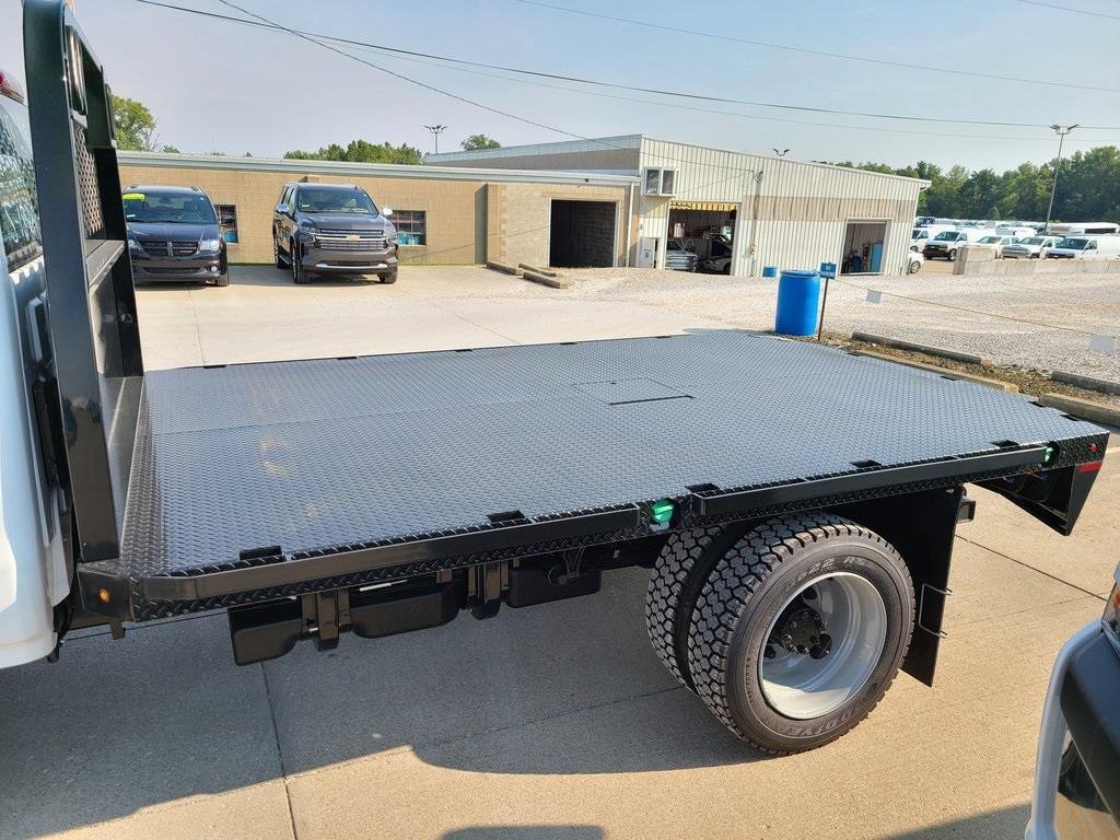 2020 Chevrolet Silverado 4500 Regular Cab DRW 4x2, Knapheide PGNB Gooseneck Platform Body #ZT8269 - photo 5