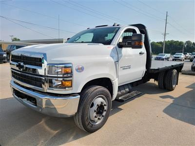 2020 Chevrolet Silverado 4500 Regular Cab DRW 4x2, Knapheide PGNB Gooseneck Platform Body #ZT8269 - photo 3
