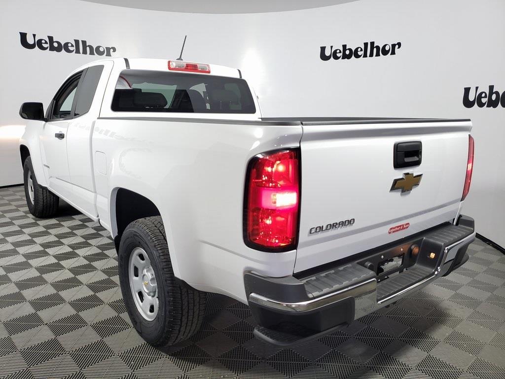 2020 Chevrolet Colorado Extended Cab 4x2, Pickup #ZT8309 - photo 2