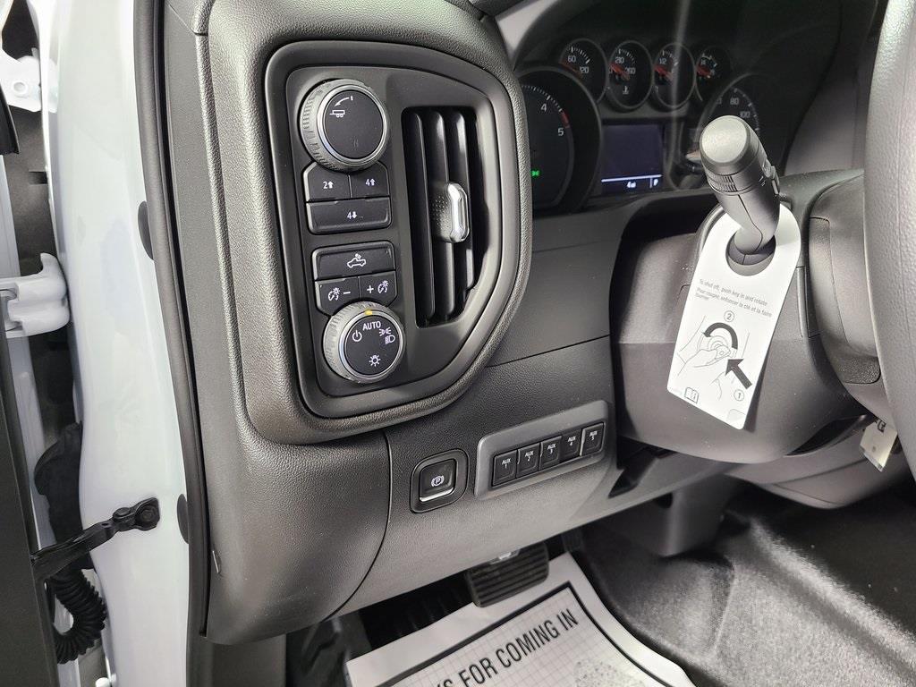 2020 Chevrolet Silverado 3500 Regular Cab DRW 4x4, Reading Classic II Steel Service Body #ZT8378 - photo 10