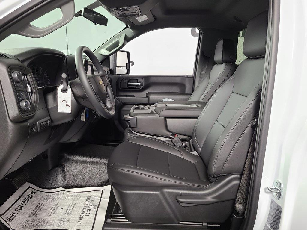 2020 Chevrolet Silverado 3500 Regular Cab DRW 4x4, Reading Classic II Steel Service Body #ZT8378 - photo 9
