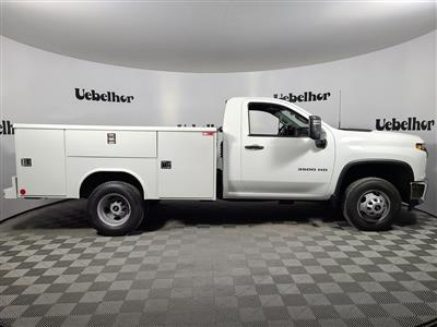 2020 Chevrolet Silverado 3500 Regular Cab DRW 4x2, Reading Classic II Steel Service Body #ZT8400 - photo 3