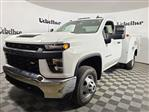 2020 Chevrolet Silverado 3500 Regular Cab DRW 4x2, Reading Classic II Steel Service Body #ZT8400 - photo 1
