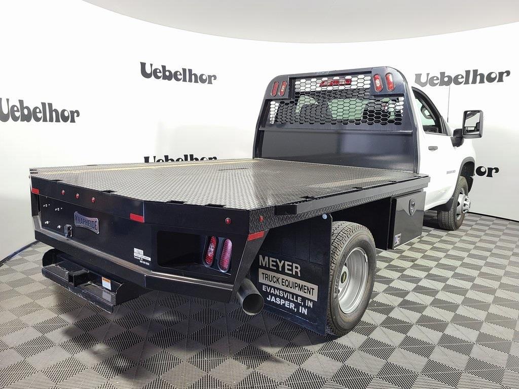 2020 Chevrolet Silverado 3500 Regular Cab DRW 4x4, Knapheide Platform Body #ZT8403 - photo 1