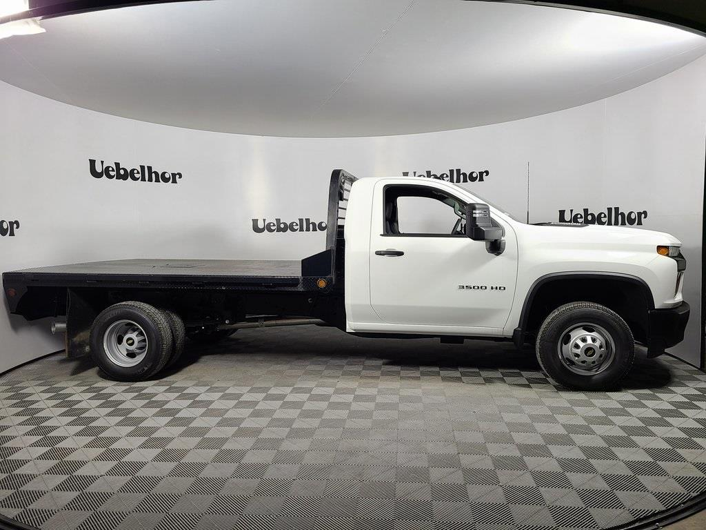 2020 Chevrolet Silverado 3500 Regular Cab DRW 4x4, Norstar Platform Body #ZT8404 - photo 3