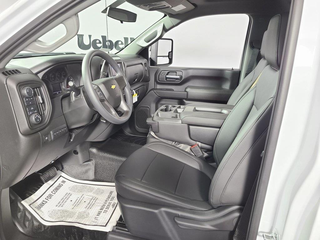 2020 Chevrolet Silverado 3500 Regular Cab DRW 4x4, Norstar Platform Body #ZT8404 - photo 10